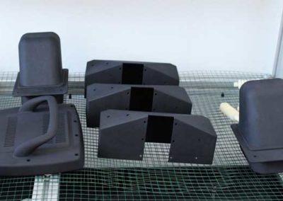 Faerben von 3D-Druckteilen