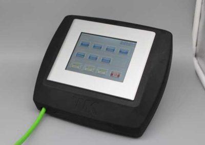 Gehäuse Touchpanel