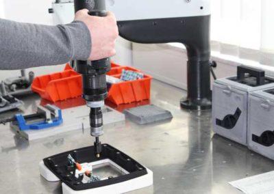 Nachbearbeitung von 3D-Druckteilen
