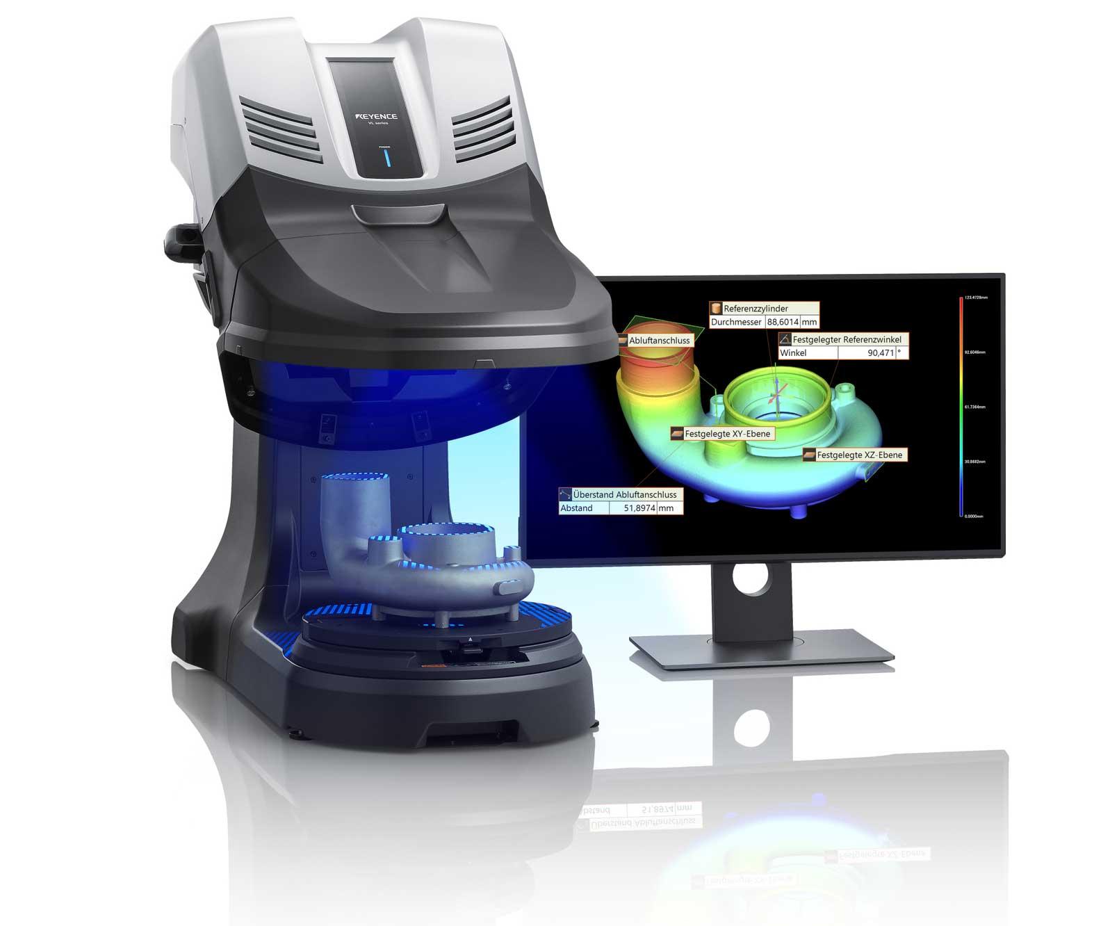 Scannen für 3D-Druck