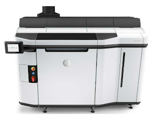 neue Produktionsanlage HP JetFusion 5210